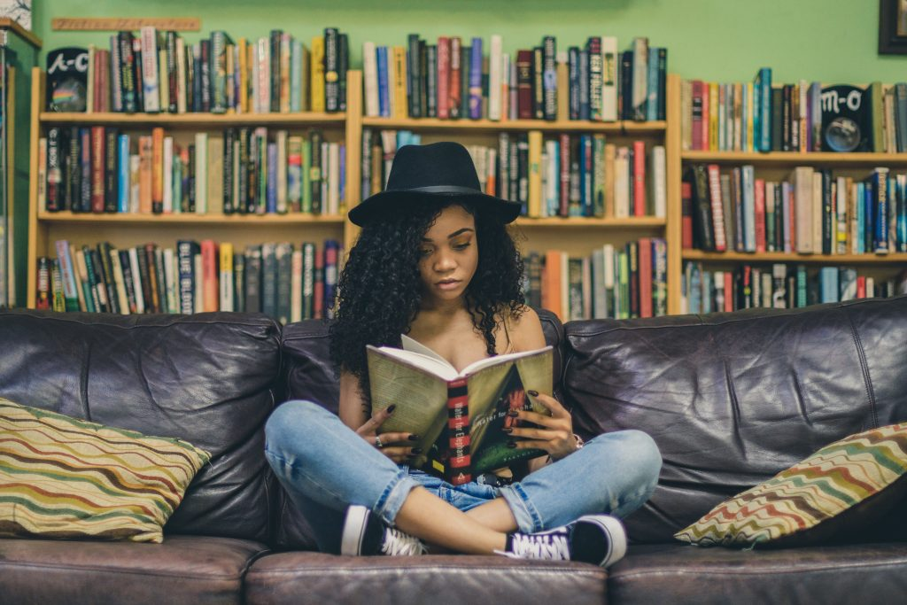 4 Reasons Reading Helps You Be A Better Person