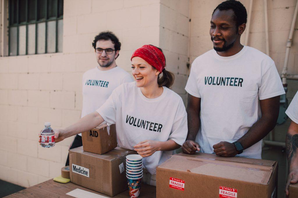 Volunteering Improve Life